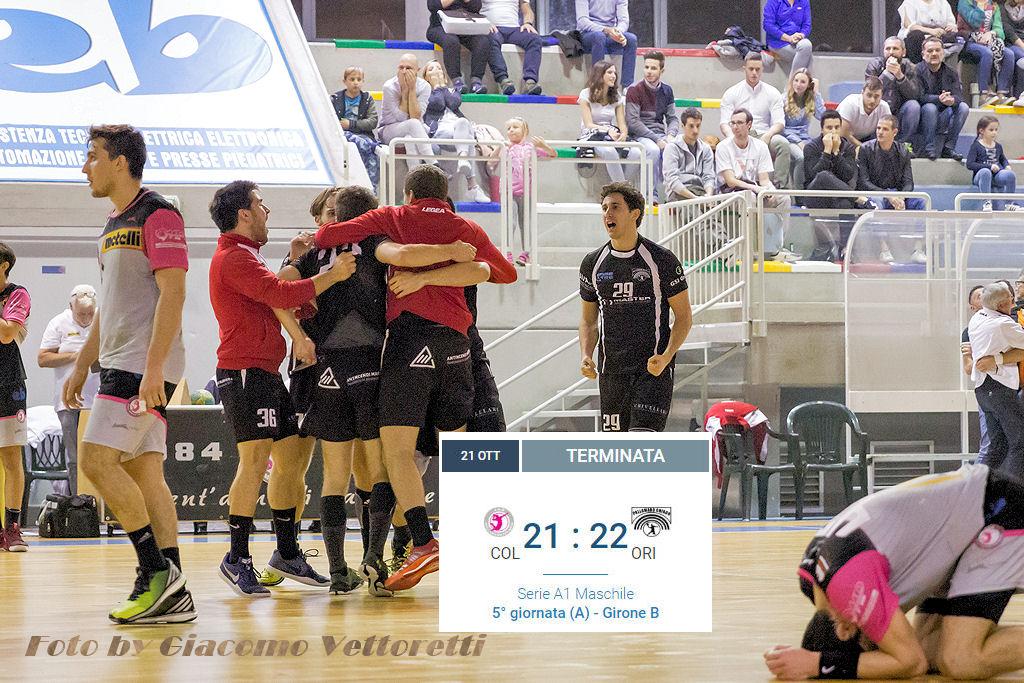 9d58e425b9 Sabato 21 Ottobre A1M :L'Oriago-Padova prima della classe nel girone B  insieme al Bologna